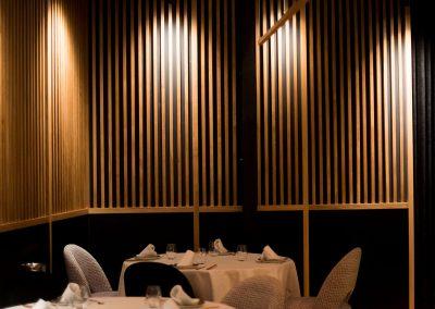 Interior sala Restaurante Zhu